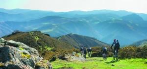 Le Pays Basque côté montagne